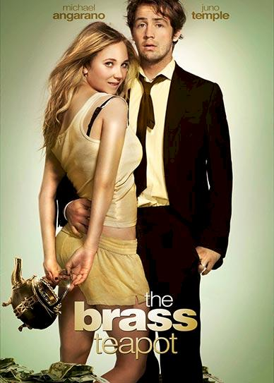 The Brass Teapot Cover