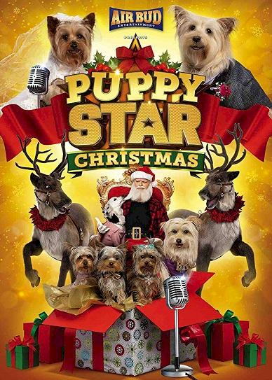 Puppy Star Christmas Cover