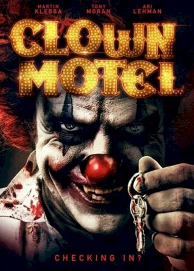 Clown Motel: Spirits Arise Cover