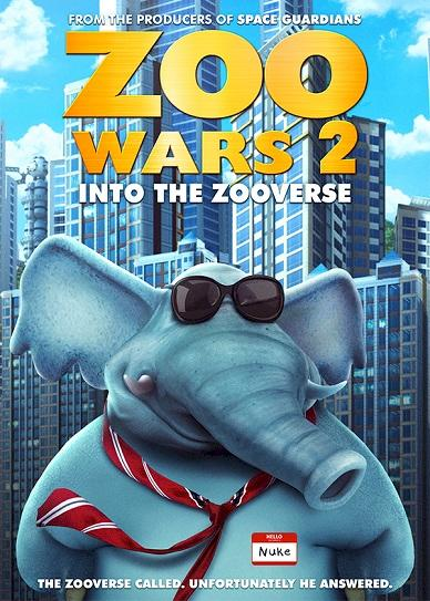Zoo Wars 2 Cover