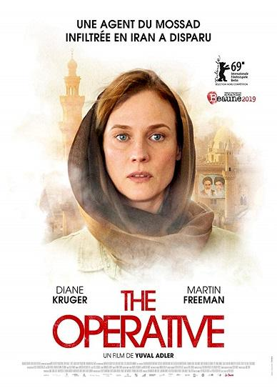 The Operative Cover