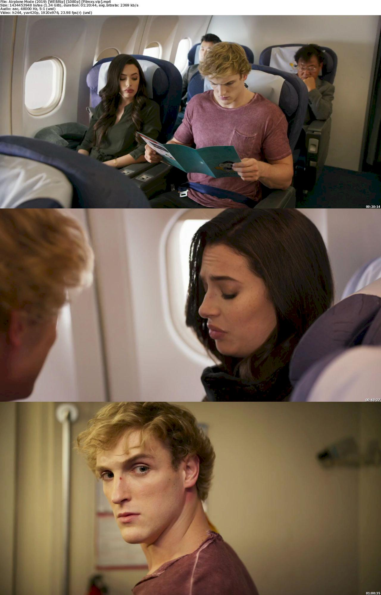 Airplane Mode (2019) [720p & 1080p] WEB-Rip Free Movie Watch Online & Download 1080p Screenshot