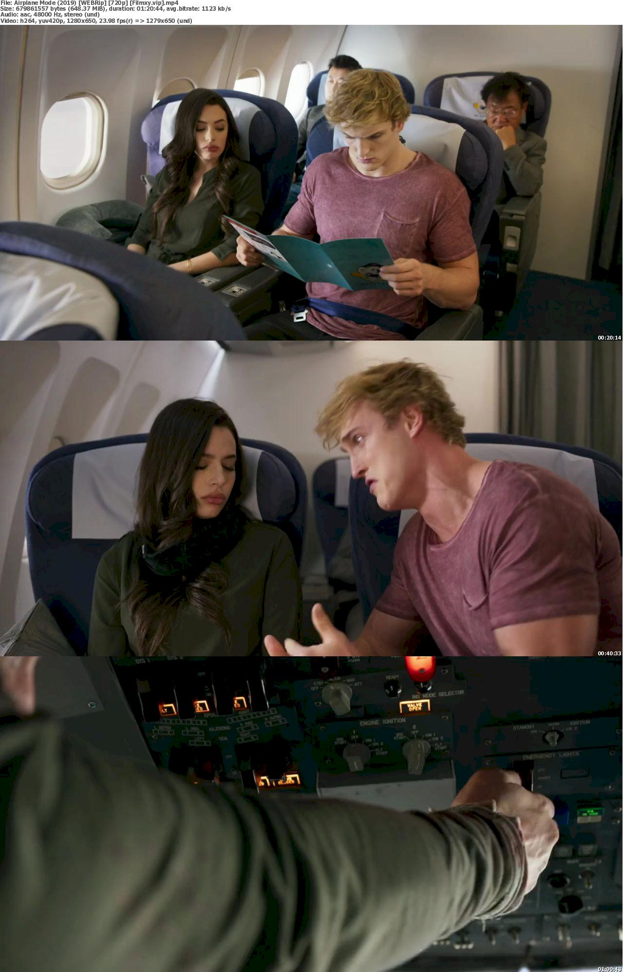 Airplane Mode (2019) [720p & 1080p] WEB-Rip Free Movie Watch Online & Download 720p Screenshot