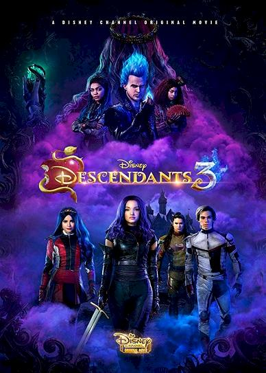 Descendants 3 Cover