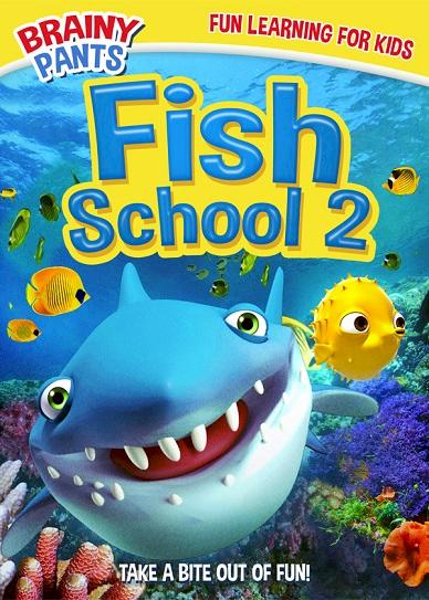 Fish School 2 Cover