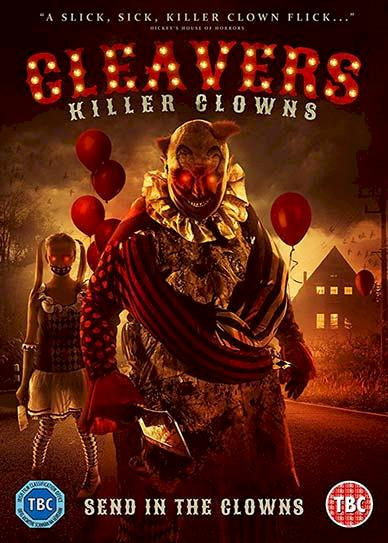 Cleavers: Killer Clowns Cover