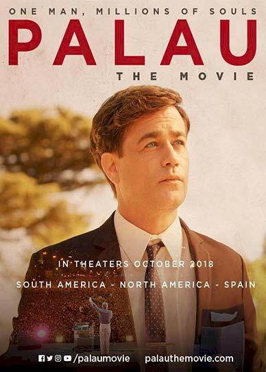 Palau the Movie Cover