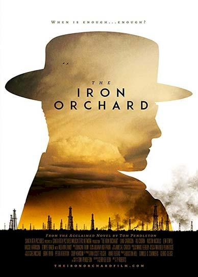 The Iron Orchard Cover