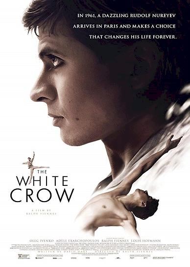 The White Crow Cover