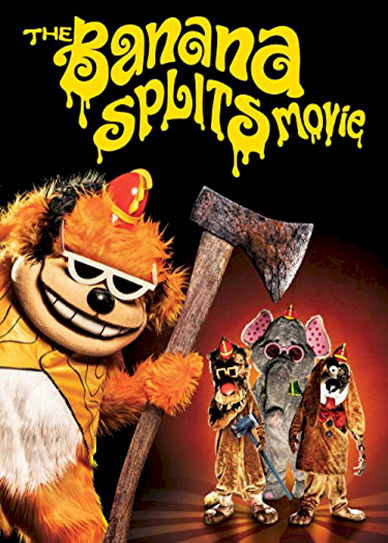 The Banana Splits Movie Cover