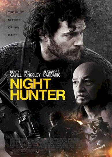 Night Hunter Cover