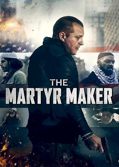 The Martyr Maker Cover