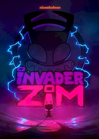 Invader ZIM: Enter the Florpus Cover