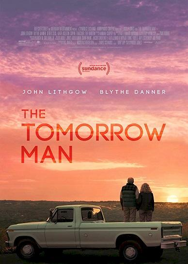 The Tomorrow Man Cover