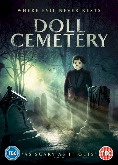Doll Cemetery Cover