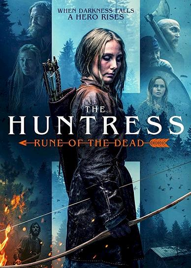 The Huntress: Rune of the Dead Cover