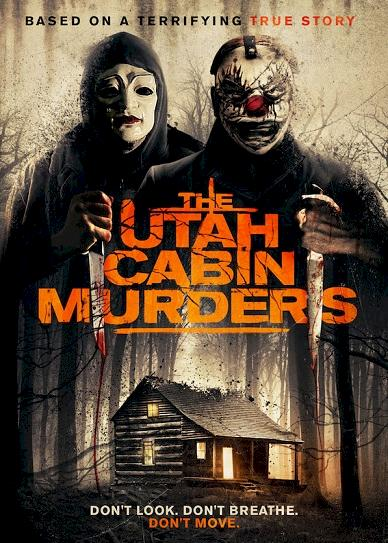 The Utah Cabin Murders Cover