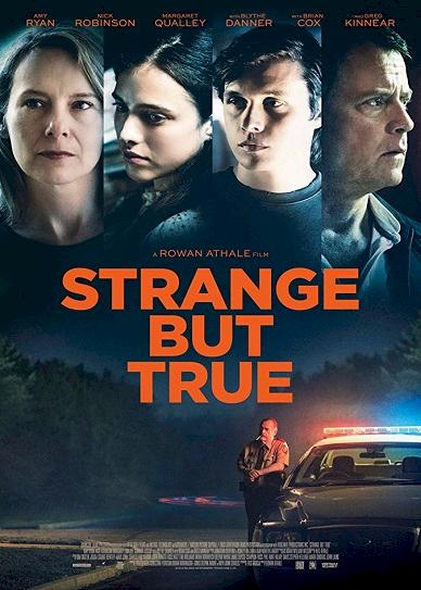 Strange But True Cover