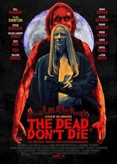 The Dead Don't Die Cover