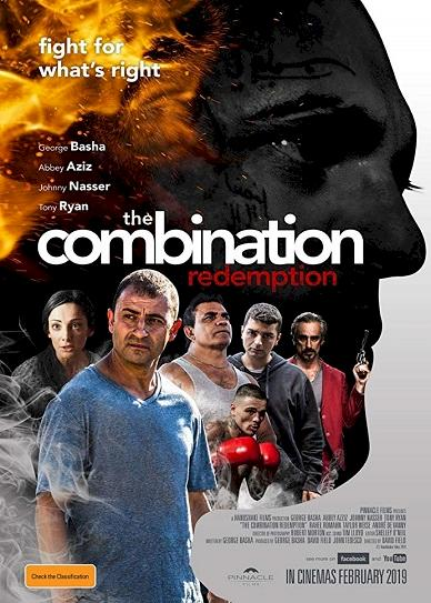 The Combination: Redemption Cover