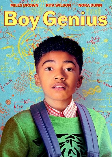Boy Genius Cover