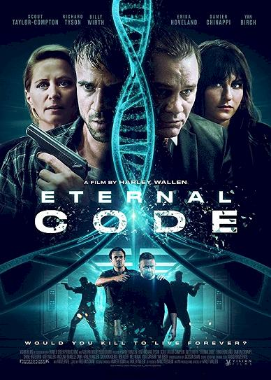 Eternal Code Cover