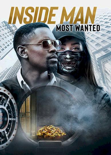 Inside Man: Most Wanted Cover