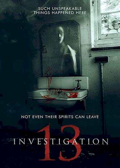 Investigation 13 Cover