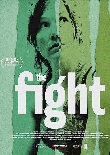 The Fight Cover