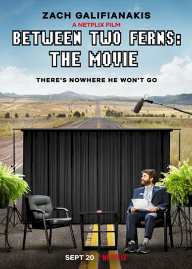 Between Two Ferns: The Movie Cover