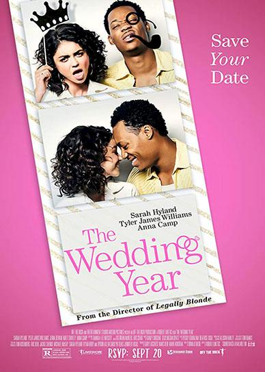 The Wedding Year Cover