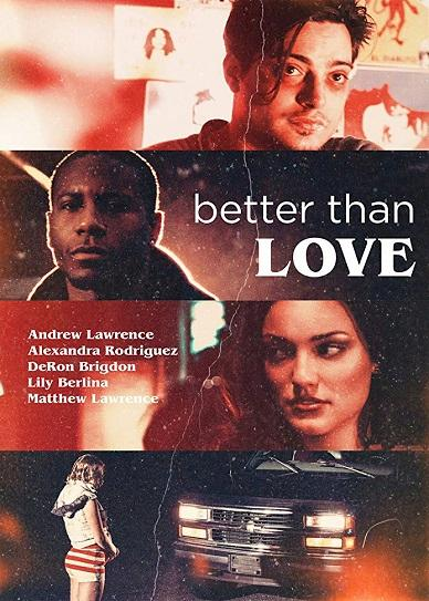 Better Than Love Cover