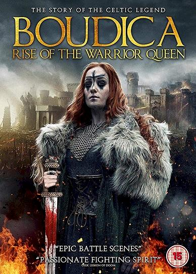 Boudica: Rise of the Warrior Queen Cover