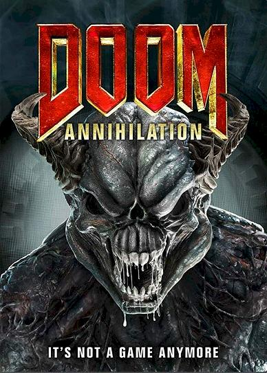 Doom: Annihilation Cover