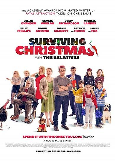 Surviving Christmas with the Relatives Cover