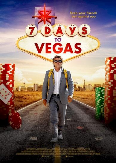 7 Days to Vegas Cover
