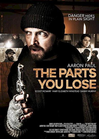 The Parts You Lose Cover