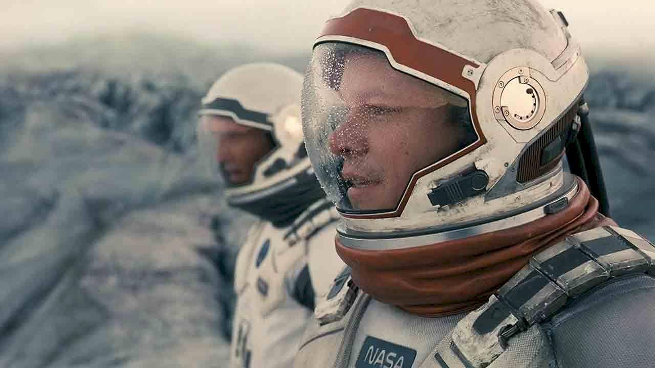 Image result for Interstellar (2014)