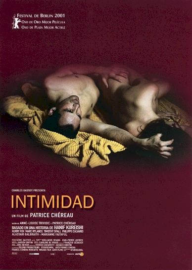Intimacy (2001) cover