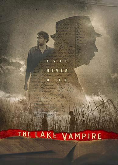 The Lake Vampire Cover