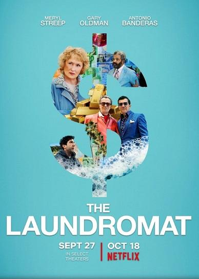 The Laundromat Cover