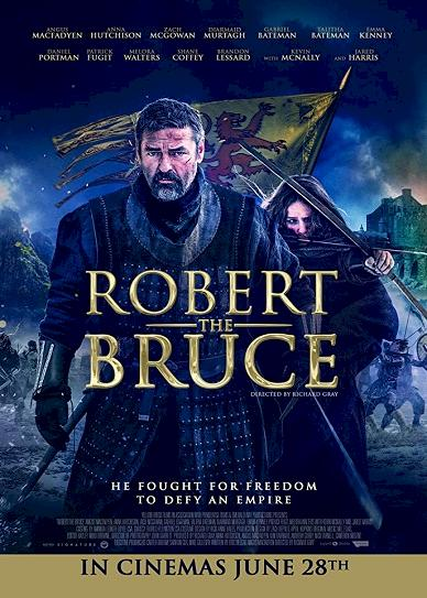 Robert the Bruce Cover