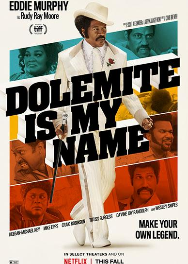 Dolemite Is My Name Cover