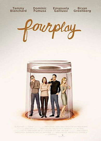 Fourplay (2018) Cover