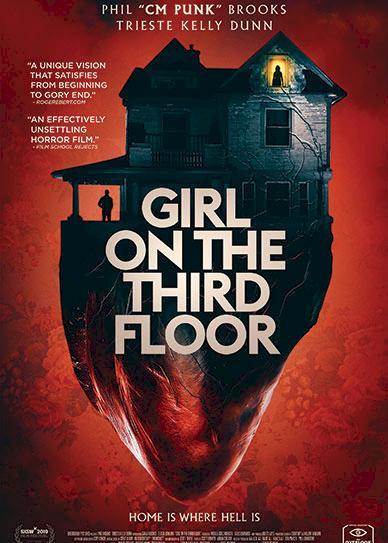 Girl on the Third Floor Cover