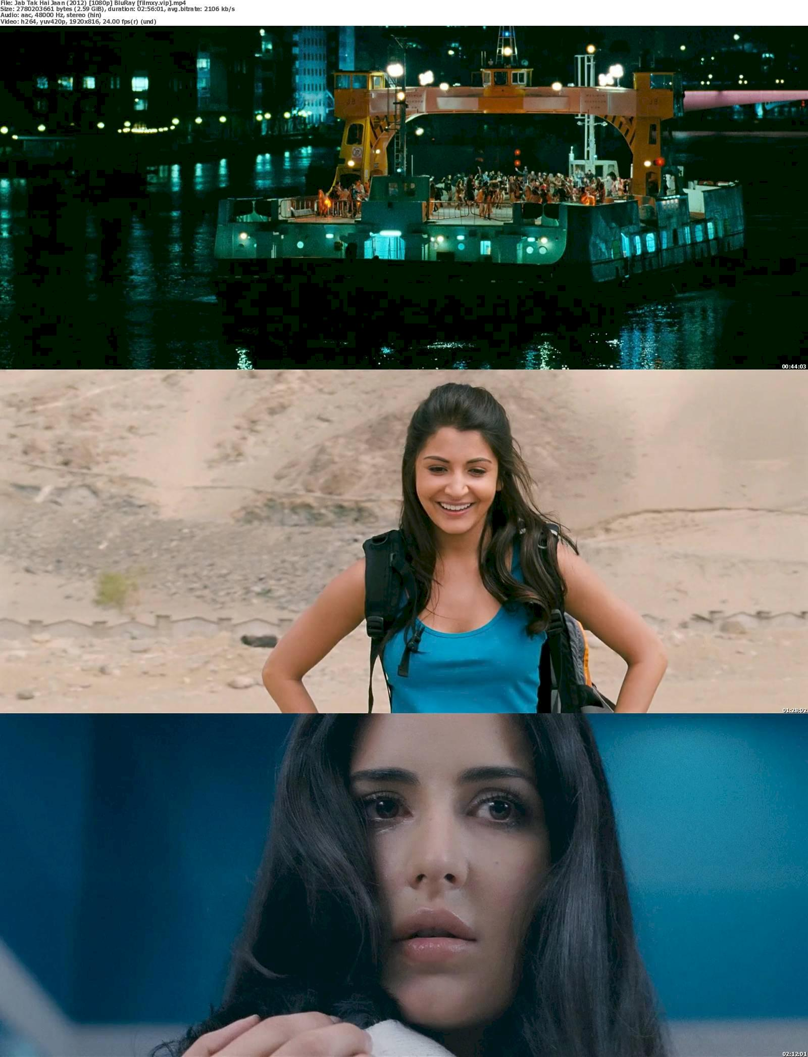 Jab Tak Hai Jaan (2012) 1080p Screenshot