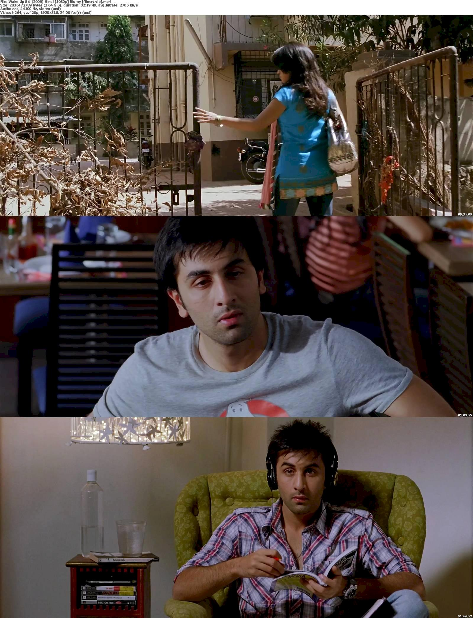 Wake Up Sid (2009) 1080p Screenshot