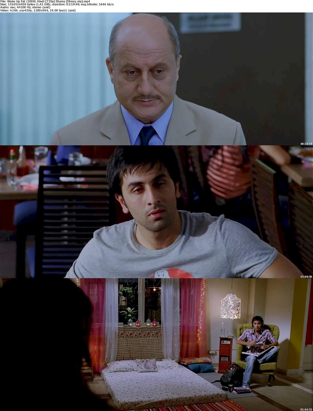 Wake Up Sid (2009) 720p Screenshot