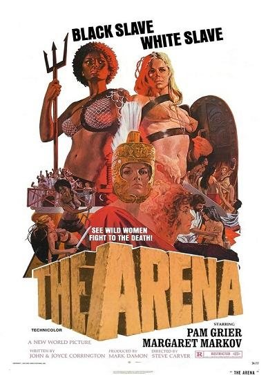 The Arena Cover