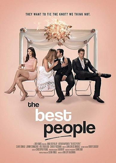 The Best People Cover